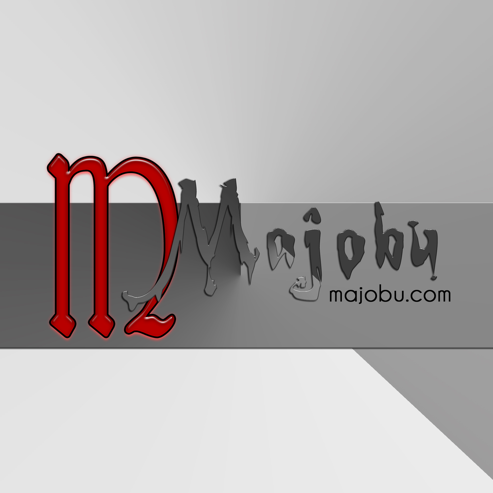 Logo Design by MITUCA ANDREI - Entry No. 144 in the Logo Design Contest Inspiring Logo Design for Majobu.