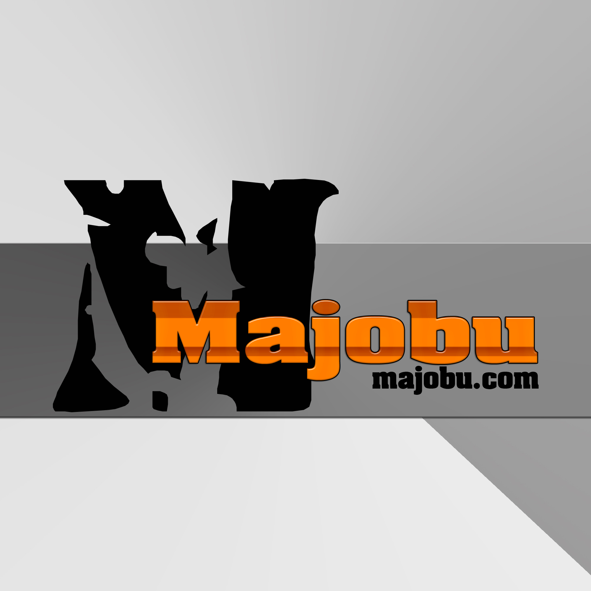 Logo Design by MITUCA ANDREI - Entry No. 146 in the Logo Design Contest Inspiring Logo Design for Majobu.