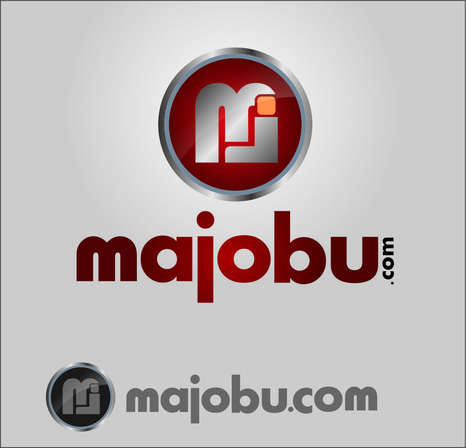 Logo Design by Agus Martoyo - Entry No. 148 in the Logo Design Contest Inspiring Logo Design for Majobu.