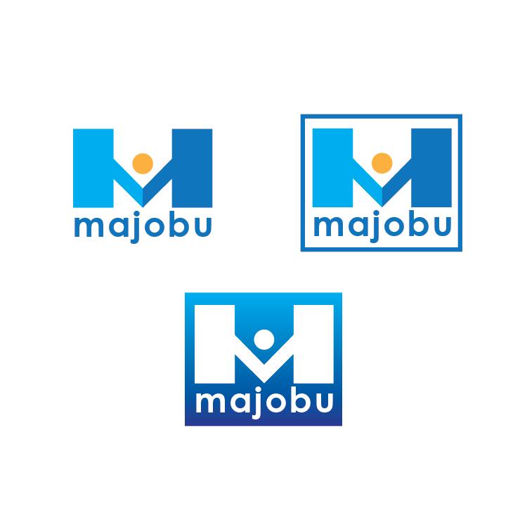 Logo Design by Private User - Entry No. 159 in the Logo Design Contest Inspiring Logo Design for Majobu.