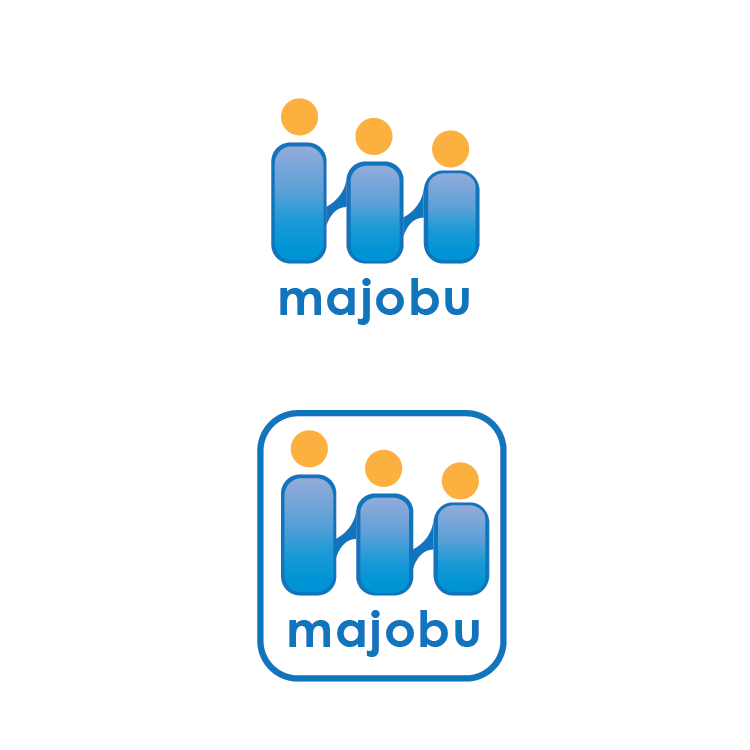 Logo Design by Private User - Entry No. 160 in the Logo Design Contest Inspiring Logo Design for Majobu.