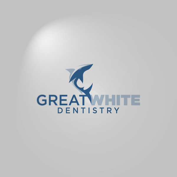 Logo Design by Private User - Entry No. 18 in the Logo Design Contest Logo Design for Great White Dentistry.