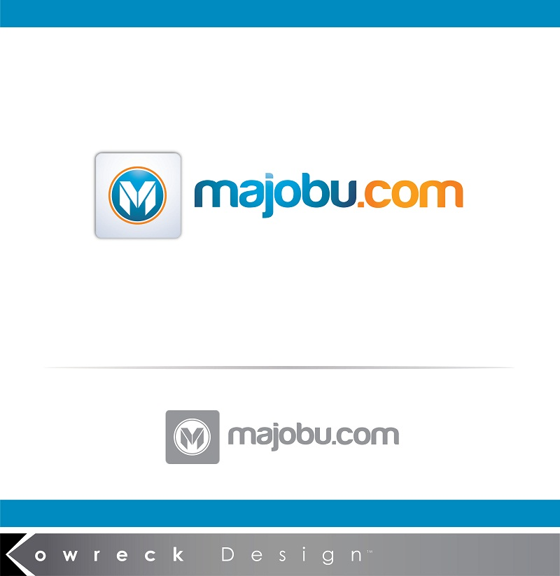 Logo Design by kowreck - Entry No. 167 in the Logo Design Contest Inspiring Logo Design for Majobu.