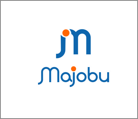 Logo Design by Agus Martoyo - Entry No. 168 in the Logo Design Contest Inspiring Logo Design for Majobu.