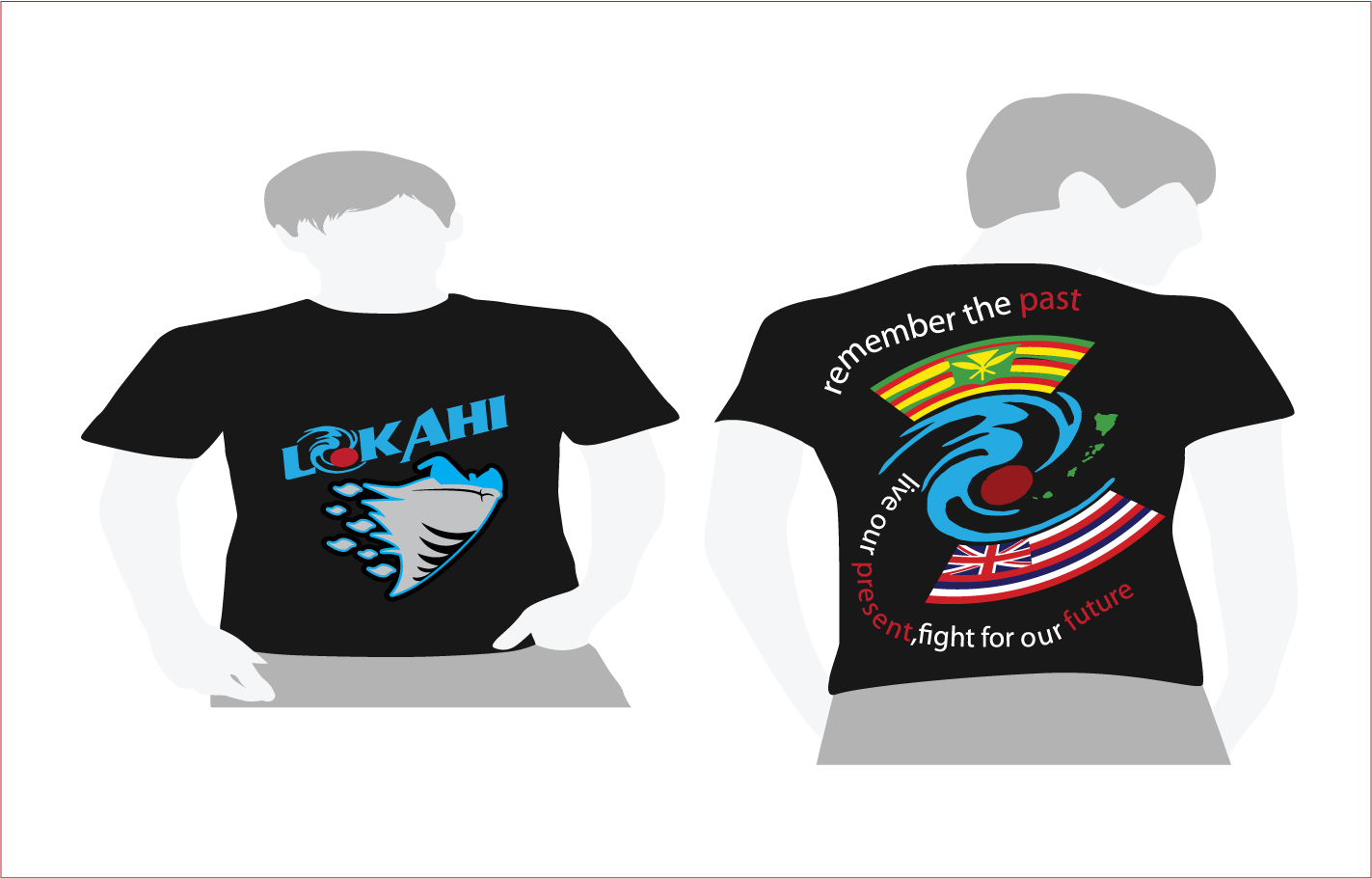 Clothing Design by Sri Lata - Entry No. 79 in the Clothing Design Contest Creative Clothing Design for LOKAHI designs.