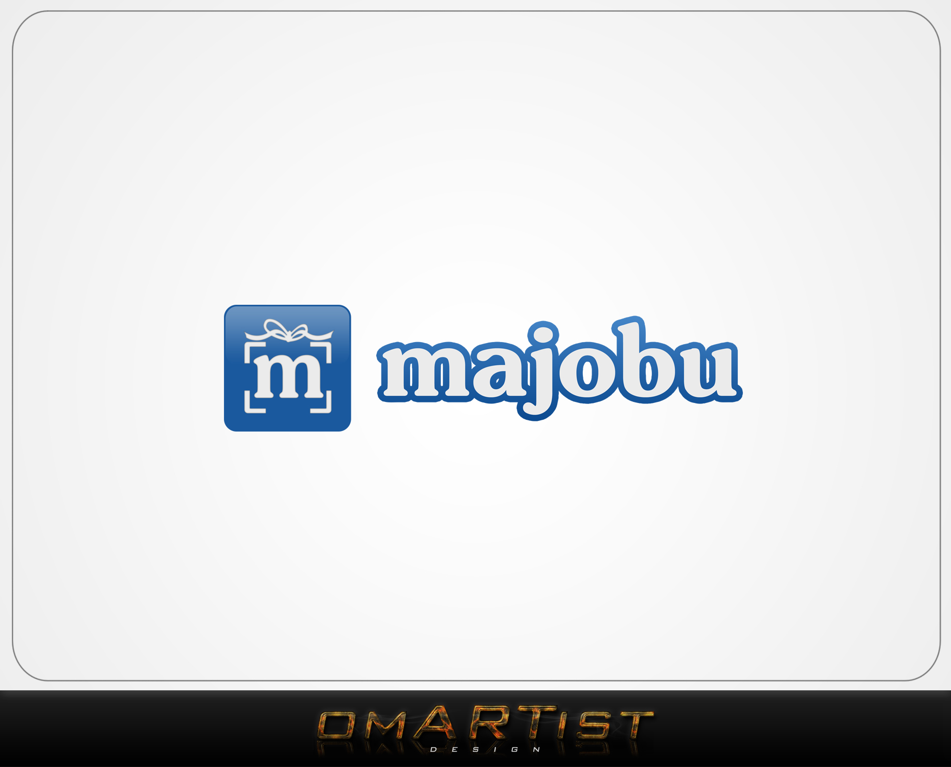 Logo Design by omARTist - Entry No. 169 in the Logo Design Contest Inspiring Logo Design for Majobu.
