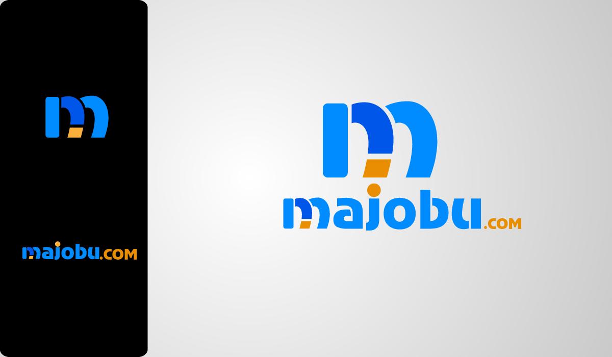 Logo Design by Private User - Entry No. 173 in the Logo Design Contest Inspiring Logo Design for Majobu.