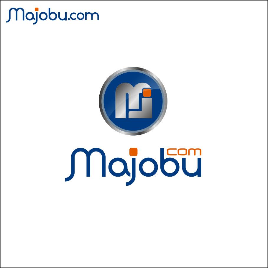 Logo Design by Agus Martoyo - Entry No. 174 in the Logo Design Contest Inspiring Logo Design for Majobu.