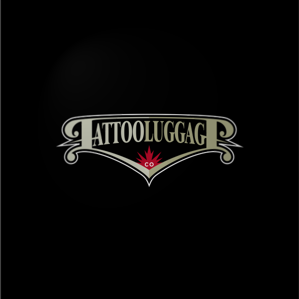 Logo Design by Private User - Entry No. 20 in the Logo Design Contest Artistic Logo Design for Tattoo Luggage Company.