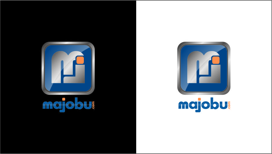 Logo Design by Agus Martoyo - Entry No. 175 in the Logo Design Contest Inspiring Logo Design for Majobu.