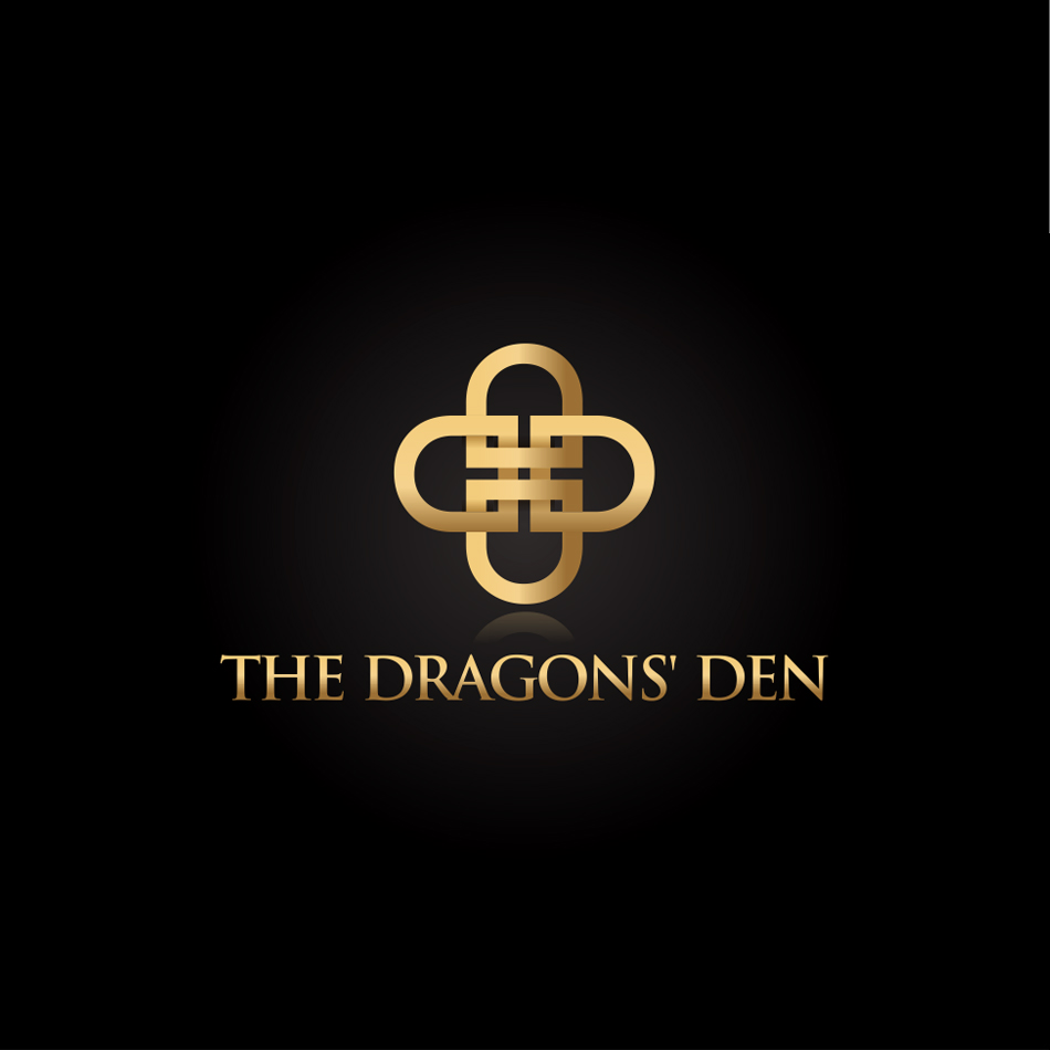 Logo Design by moxlabs - Entry No. 102 in the Logo Design Contest The Dragons' Den needs a new logo.