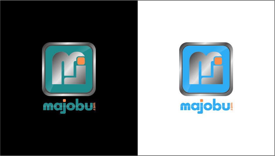Logo Design by Agus Martoyo - Entry No. 177 in the Logo Design Contest Inspiring Logo Design for Majobu.