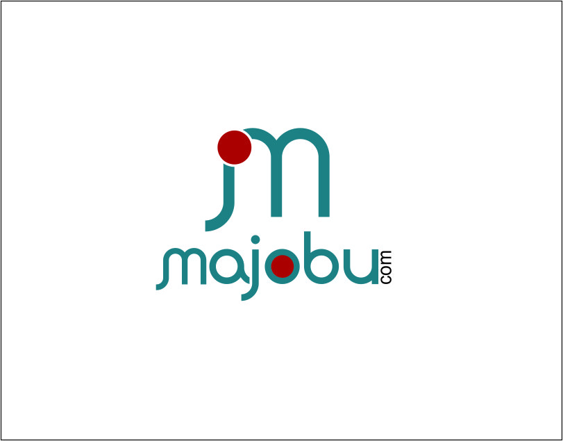 Logo Design by Agus Martoyo - Entry No. 179 in the Logo Design Contest Inspiring Logo Design for Majobu.