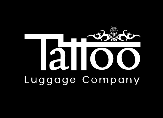 Logo Design by Ismail Adhi Wibowo - Entry No. 27 in the Logo Design Contest Artistic Logo Design for Tattoo Luggage Company.