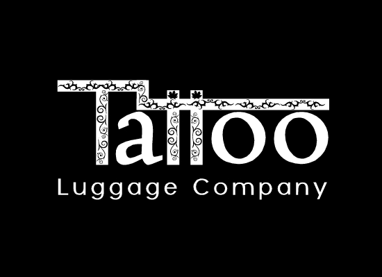 Logo Design by Ismail Adhi Wibowo - Entry No. 28 in the Logo Design Contest Artistic Logo Design for Tattoo Luggage Company.