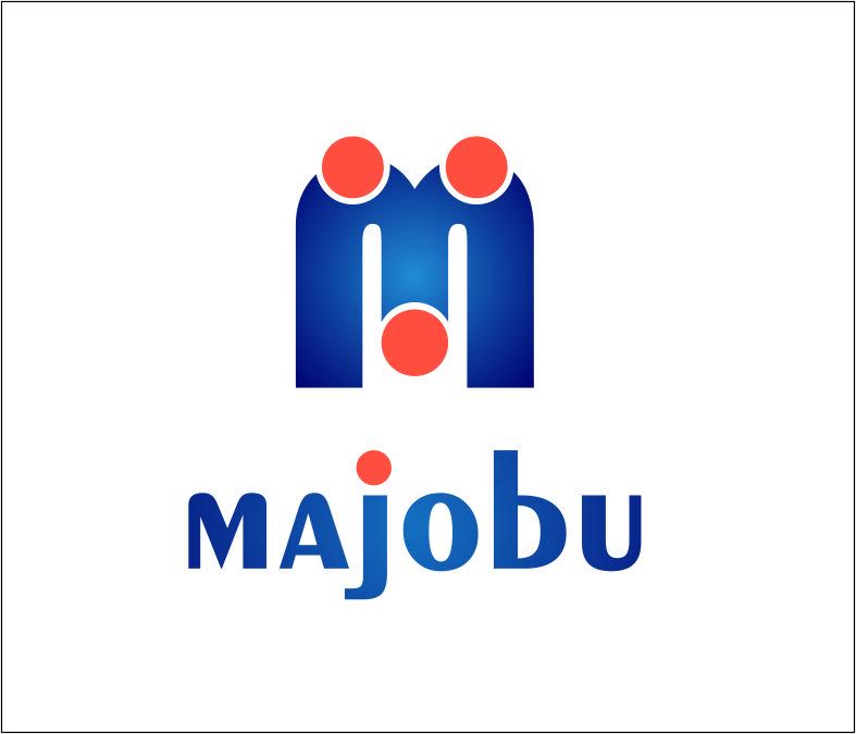 Logo Design by Agus Martoyo - Entry No. 181 in the Logo Design Contest Inspiring Logo Design for Majobu.