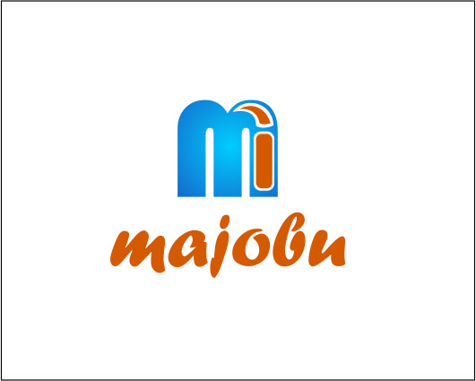 Logo Design by Agus Martoyo - Entry No. 182 in the Logo Design Contest Inspiring Logo Design for Majobu.