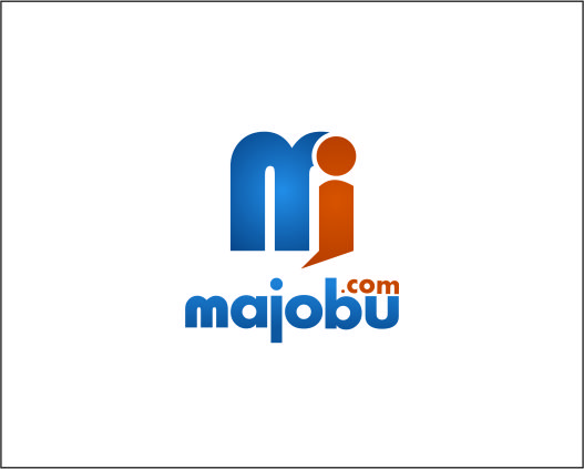 Logo Design by Agus Martoyo - Entry No. 183 in the Logo Design Contest Inspiring Logo Design for Majobu.