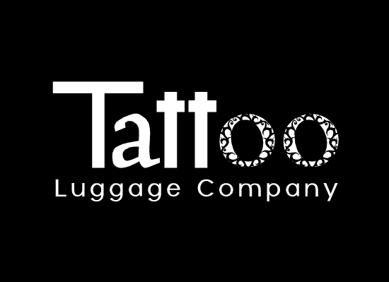 Logo Design by Ismail Adhi Wibowo - Entry No. 30 in the Logo Design Contest Artistic Logo Design for Tattoo Luggage Company.