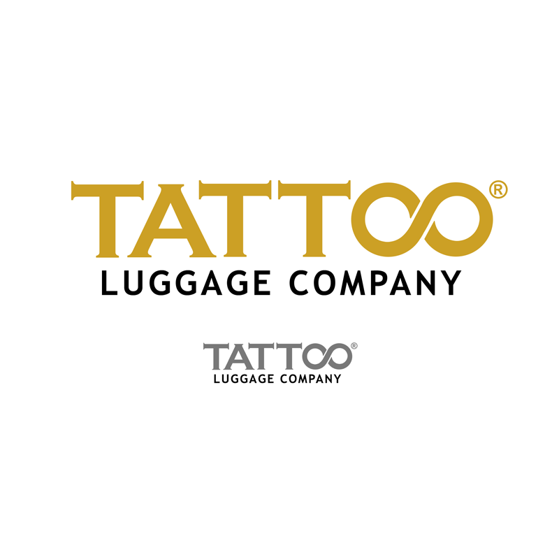 Logo Design by Robert Turla - Entry No. 38 in the Logo Design Contest Artistic Logo Design for Tattoo Luggage Company.