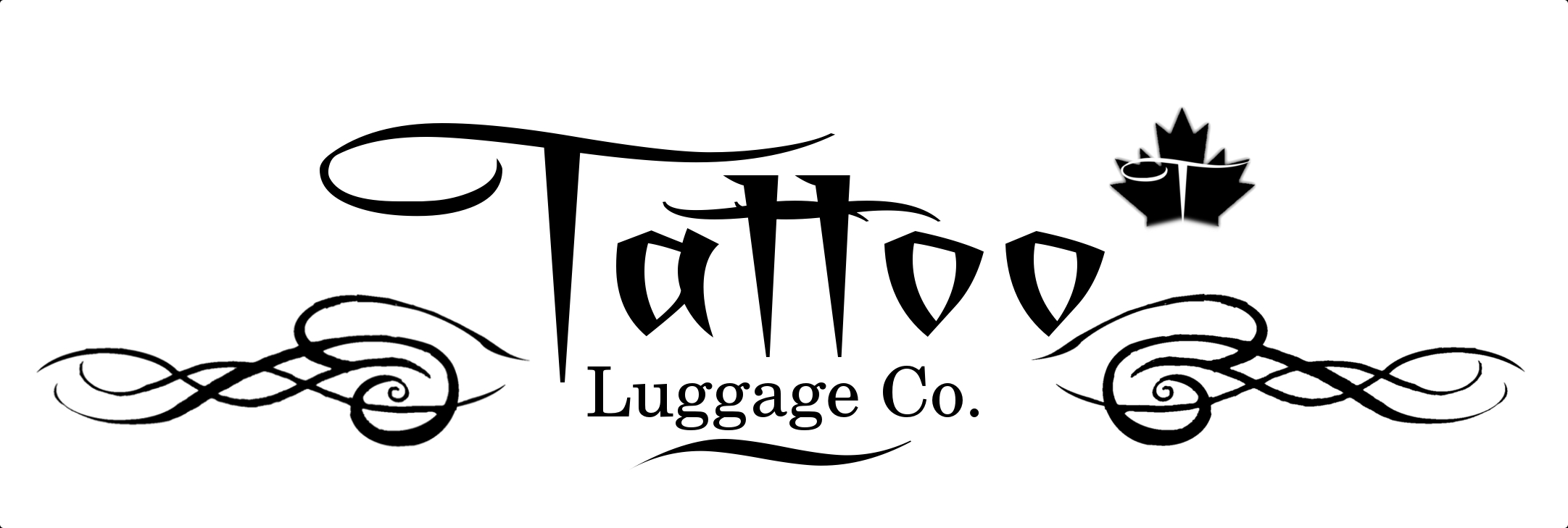 Logo Design by Eric Vincent - Entry No. 39 in the Logo Design Contest Artistic Logo Design for Tattoo Luggage Company.