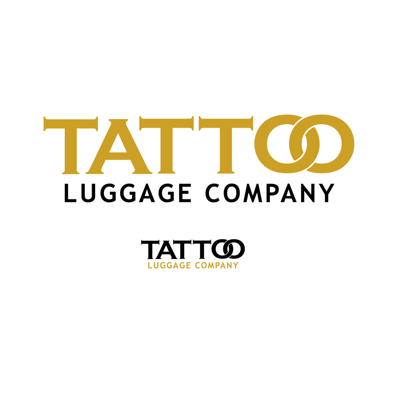 Logo Design by Private User - Entry No. 40 in the Logo Design Contest Artistic Logo Design for Tattoo Luggage Company.