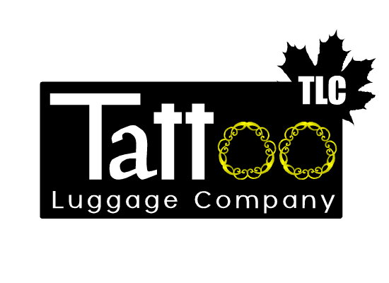 Logo Design by Ismail Adhi Wibowo - Entry No. 42 in the Logo Design Contest Artistic Logo Design for Tattoo Luggage Company.