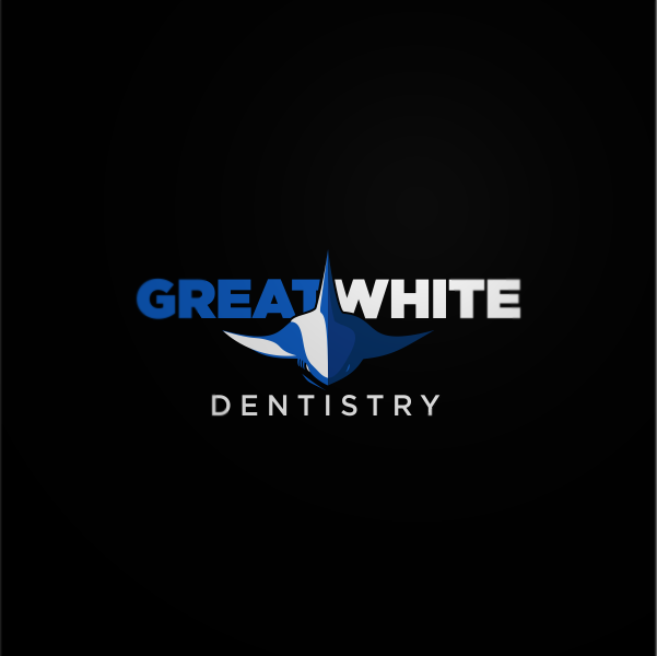 Logo Design by Private User - Entry No. 20 in the Logo Design Contest Logo Design for Great White Dentistry.