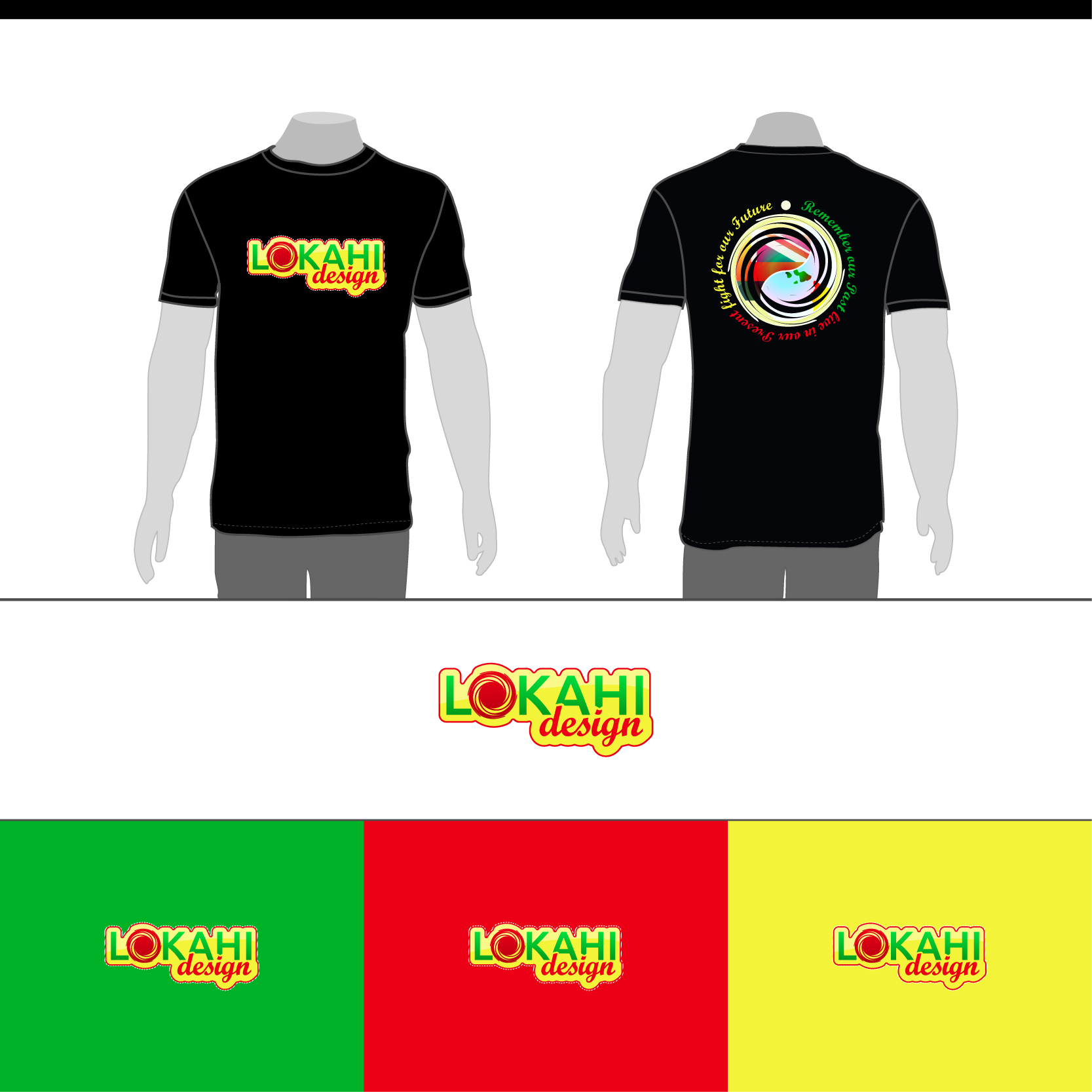 Clothing Design by Alpar David - Entry No. 92 in the Clothing Design Contest Creative Clothing Design for LOKAHI designs.