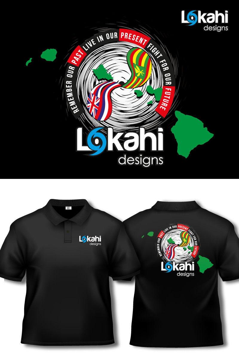 Clothing Design by Private User - Entry No. 93 in the Clothing Design Contest Creative Clothing Design for LOKAHI designs.