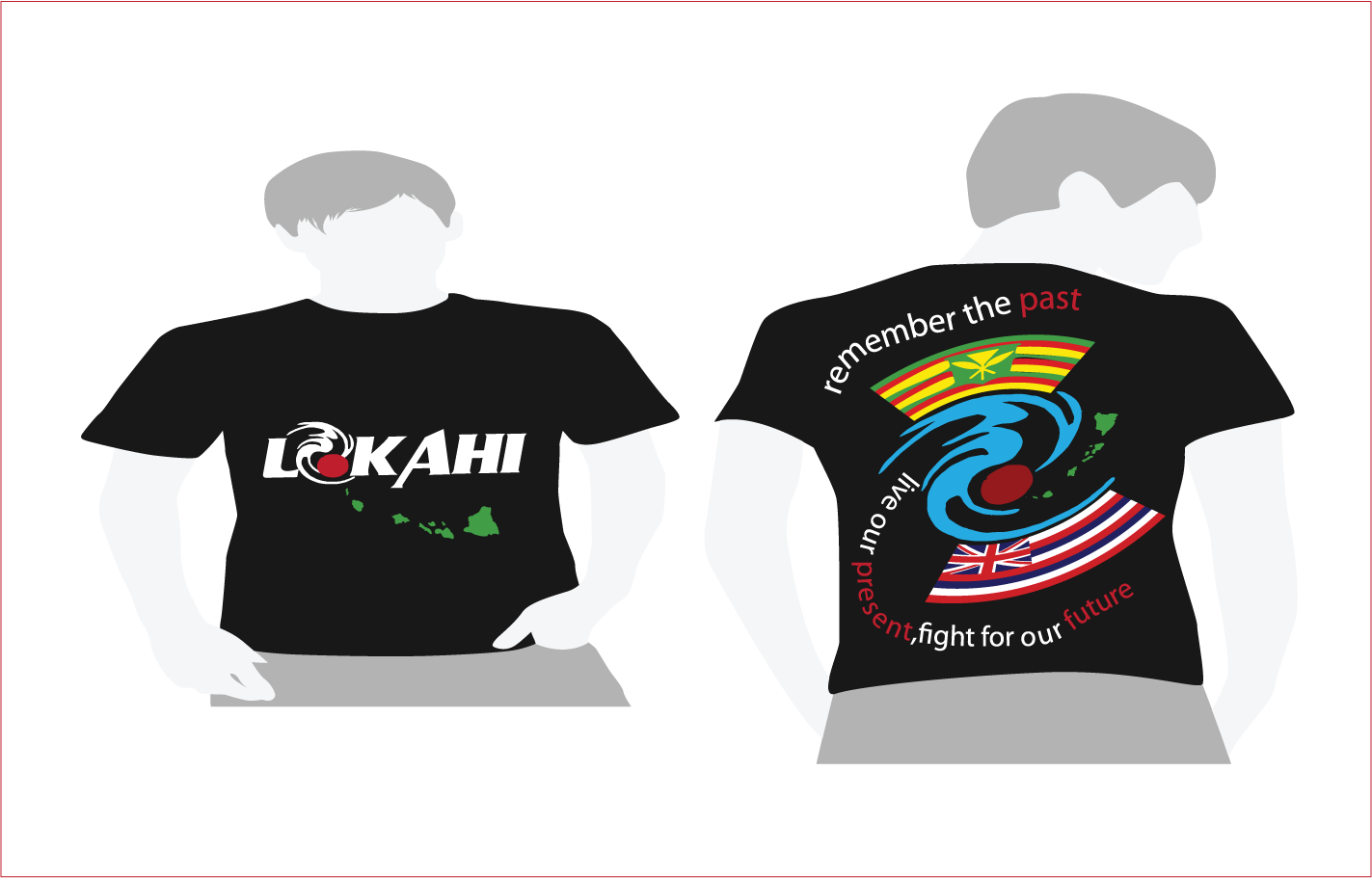 Clothing Design by Sri Lata - Entry No. 94 in the Clothing Design Contest Creative Clothing Design for LOKAHI designs.