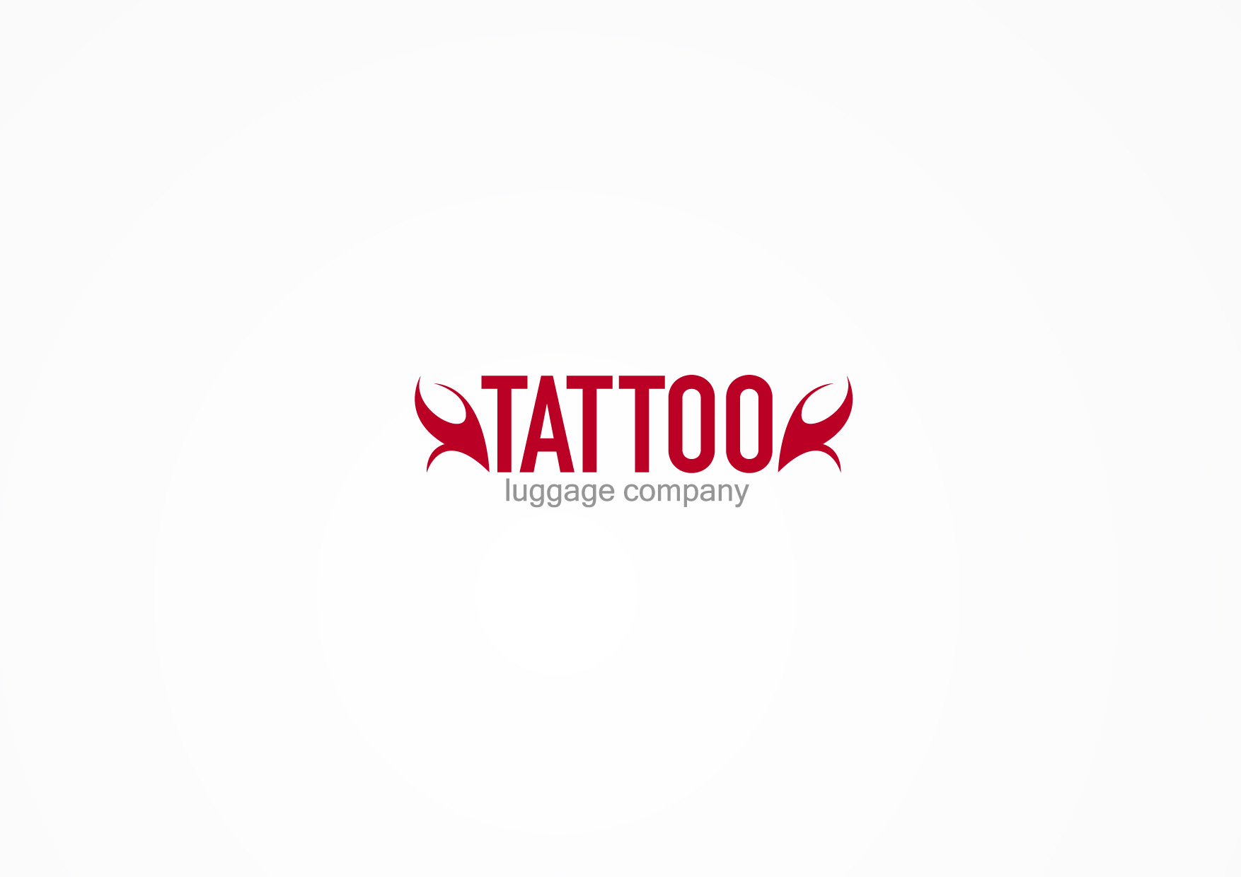 Logo Design by Osi Indra - Entry No. 50 in the Logo Design Contest Artistic Logo Design for Tattoo Luggage Company.