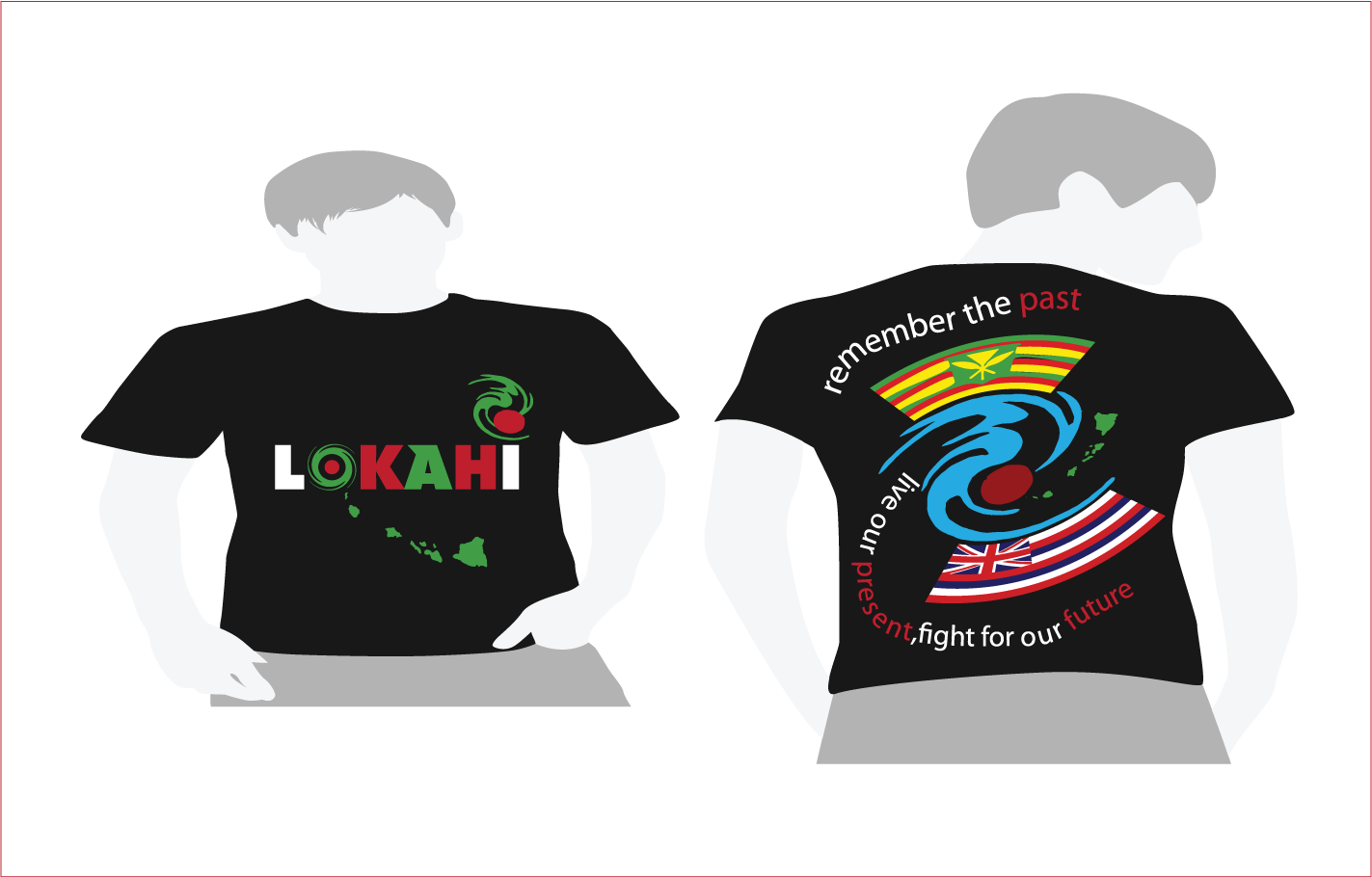 Clothing Design by Sri Lata - Entry No. 98 in the Clothing Design Contest Creative Clothing Design for LOKAHI designs.