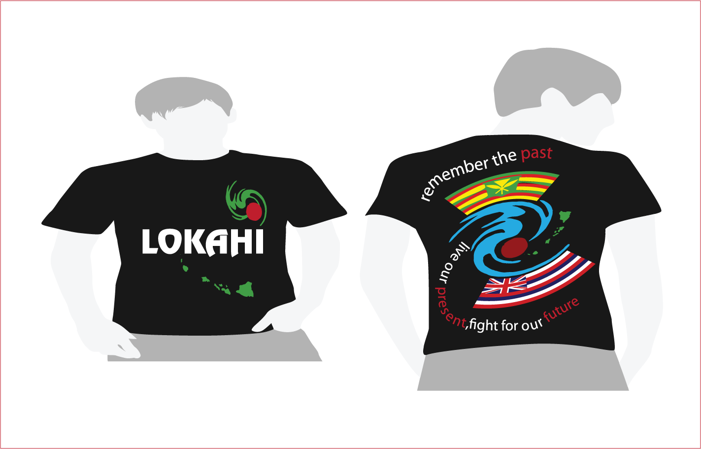 Clothing Design by Sri Lata - Entry No. 99 in the Clothing Design Contest Creative Clothing Design for LOKAHI designs.
