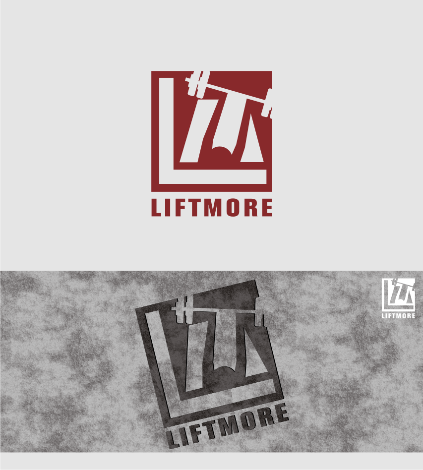 Logo Design by graphicleaf - Entry No. 10 in the Logo Design Contest Unique Logo Design Wanted for Liftmore.