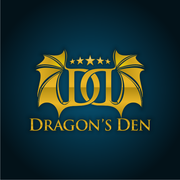 Logo Design by key - Entry No. 106 in the Logo Design Contest The Dragons' Den needs a new logo.