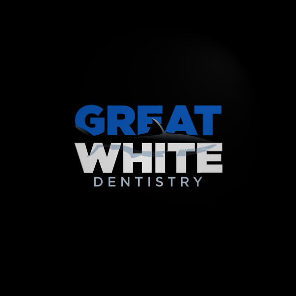 Logo Design by Private User - Entry No. 35 in the Logo Design Contest Logo Design for Great White Dentistry.