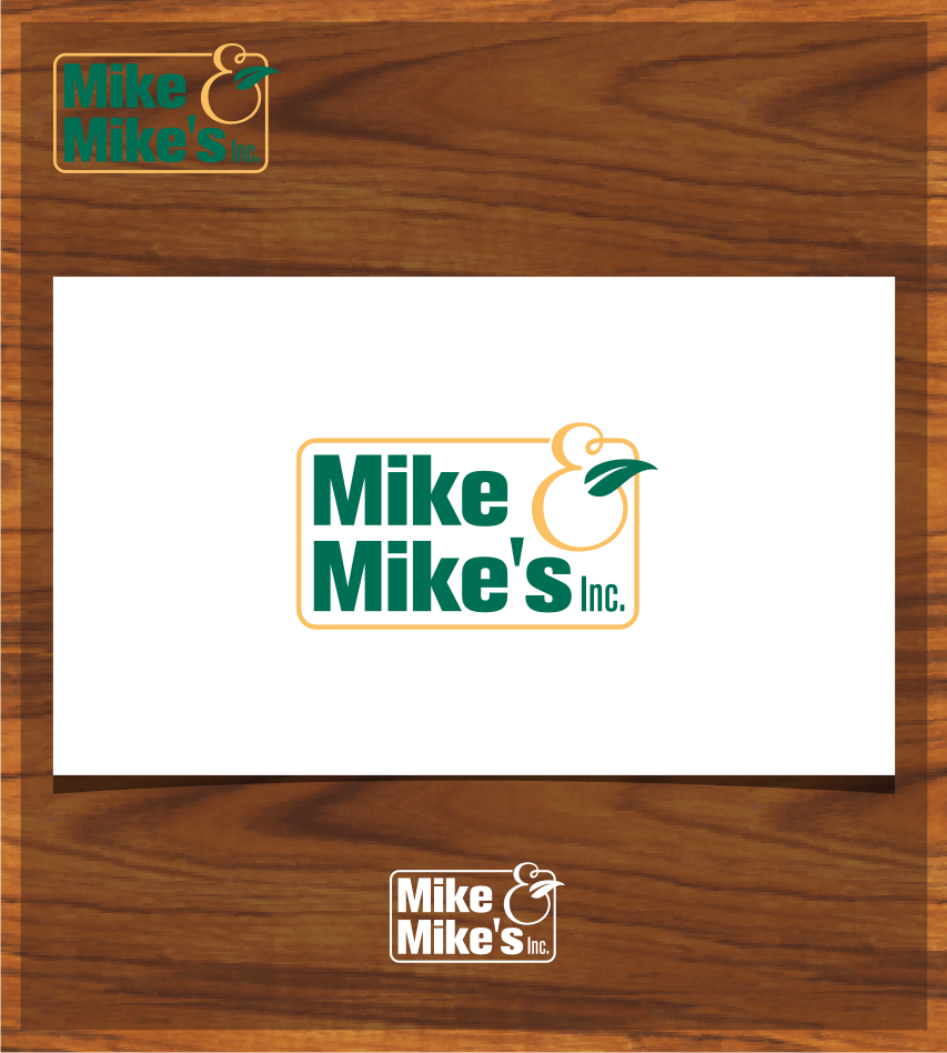 Logo Design by graphicleaf - Entry No. 1 in the Logo Design Contest Captivating Logo Design for Mike and Mike's Inc..
