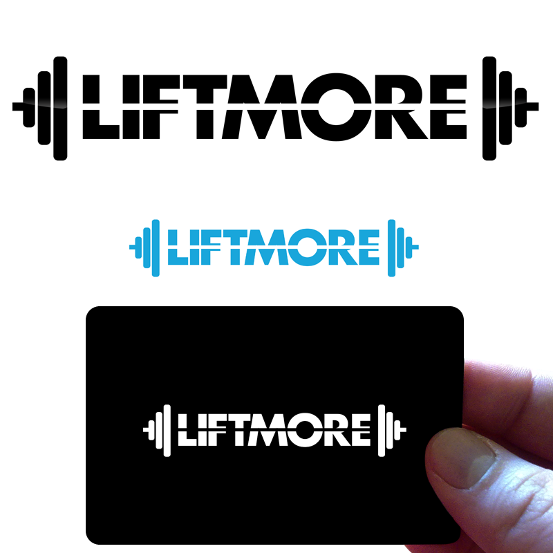 Logo Design by Robert Turla - Entry No. 11 in the Logo Design Contest Unique Logo Design Wanted for Liftmore.