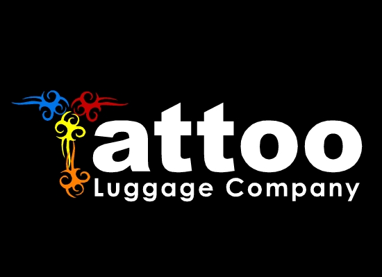Logo Design by Ismail Adhi Wibowo - Entry No. 67 in the Logo Design Contest Artistic Logo Design for Tattoo Luggage Company.