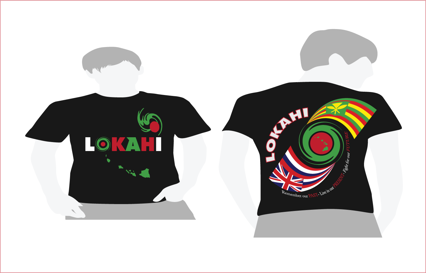 Clothing Design by Sri Lata - Entry No. 105 in the Clothing Design Contest Creative Clothing Design for LOKAHI designs.