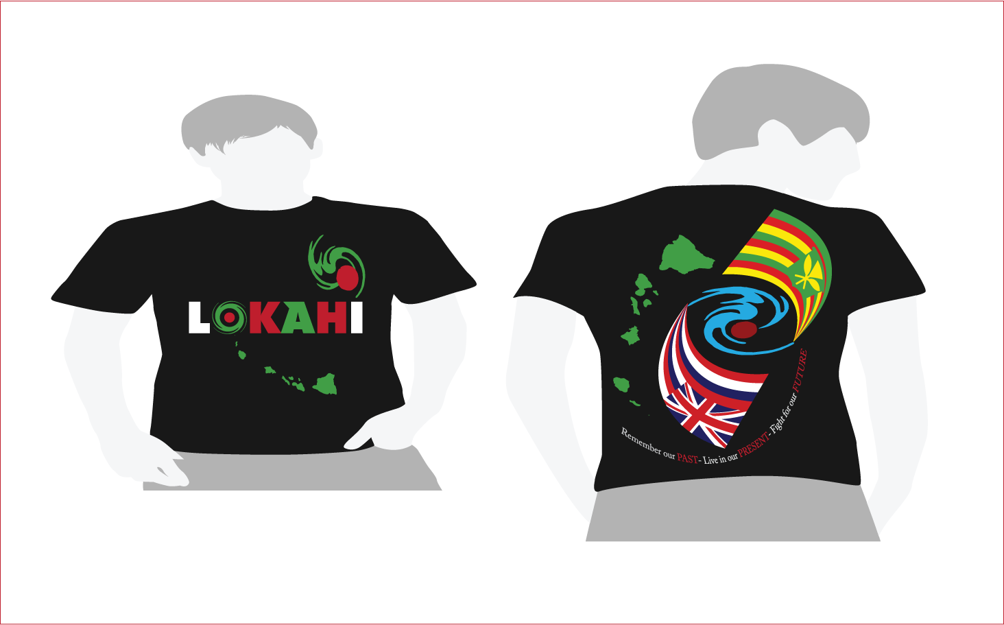 Clothing Design by Sri Lata - Entry No. 106 in the Clothing Design Contest Creative Clothing Design for LOKAHI designs.