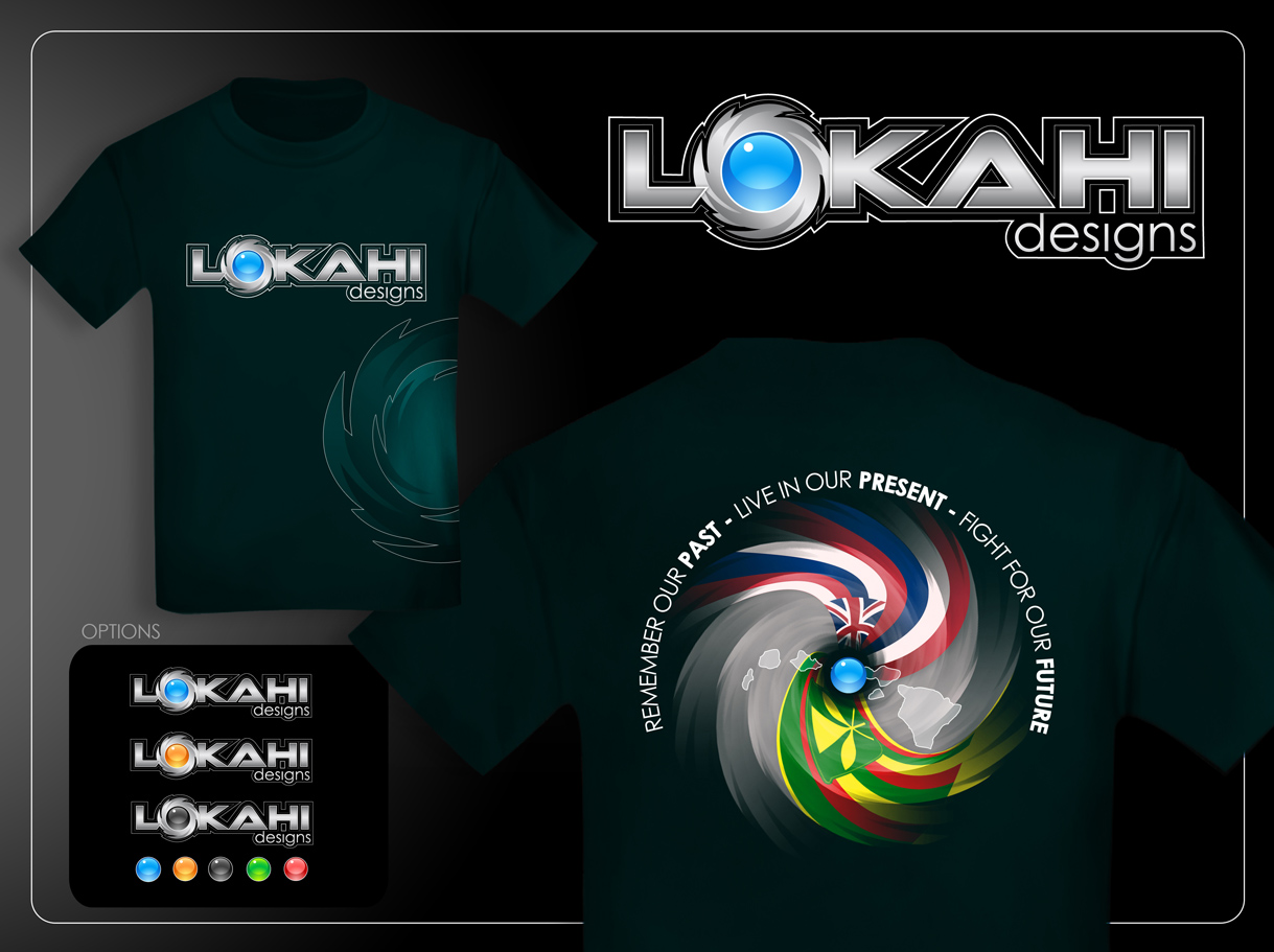 Clothing Design by Mark Anthony Moreto Jordan - Entry No. 107 in the Clothing Design Contest Creative Clothing Design for LOKAHI designs.