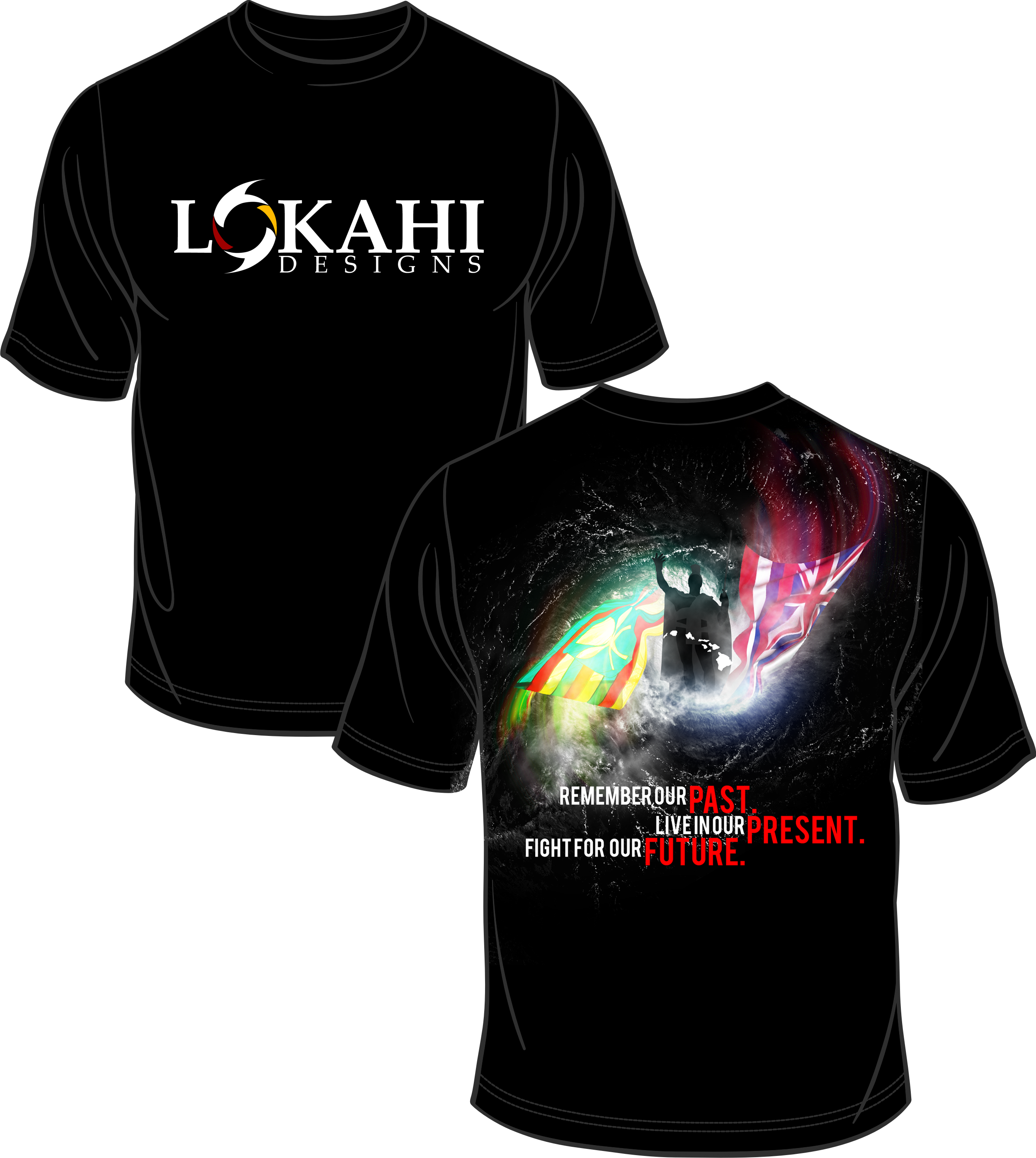 Clothing Design by Kenneth Joel - Entry No. 109 in the Clothing Design Contest Creative Clothing Design for LOKAHI designs.
