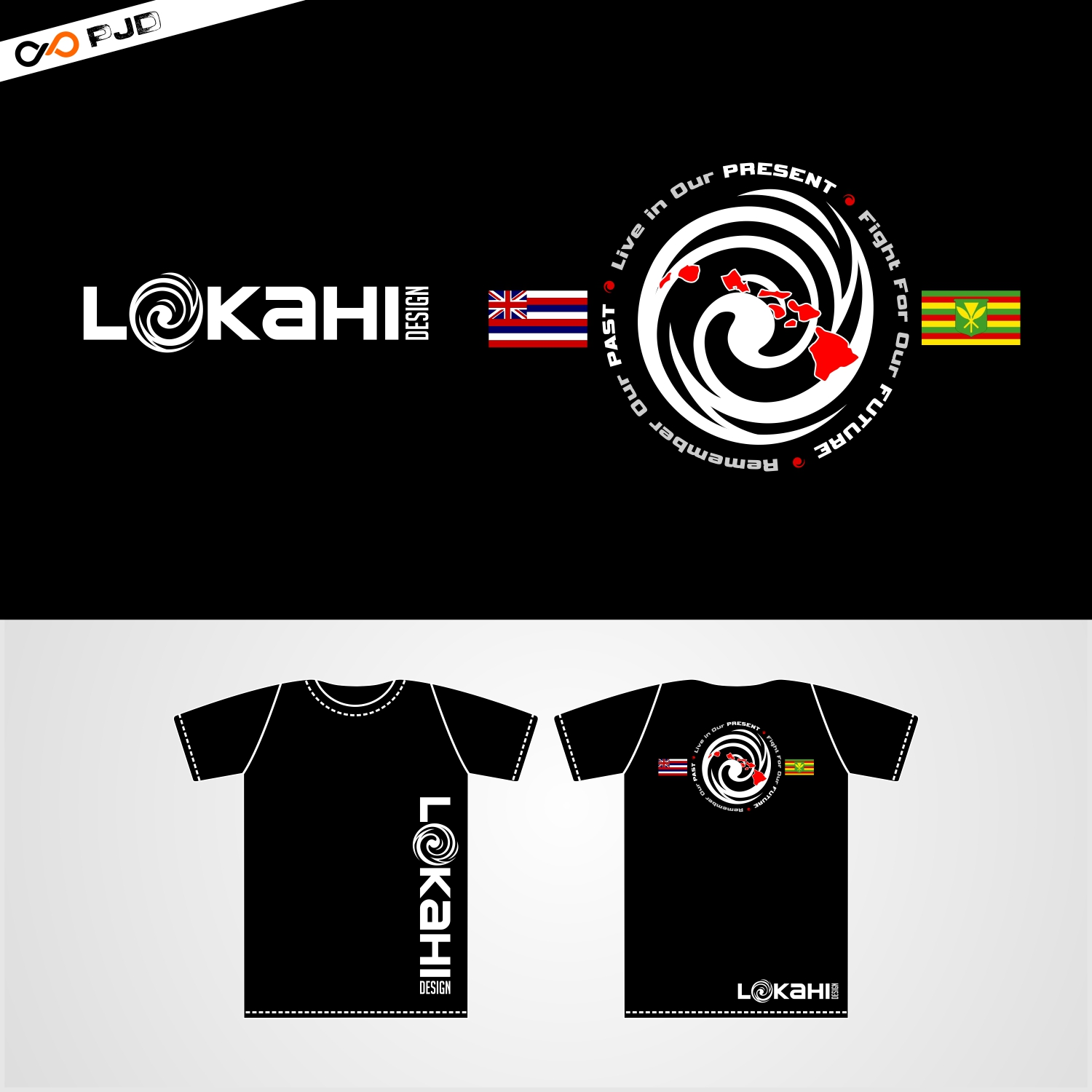 Clothing Design by PJD - Entry No. 115 in the Clothing Design Contest Creative Clothing Design for LOKAHI designs.