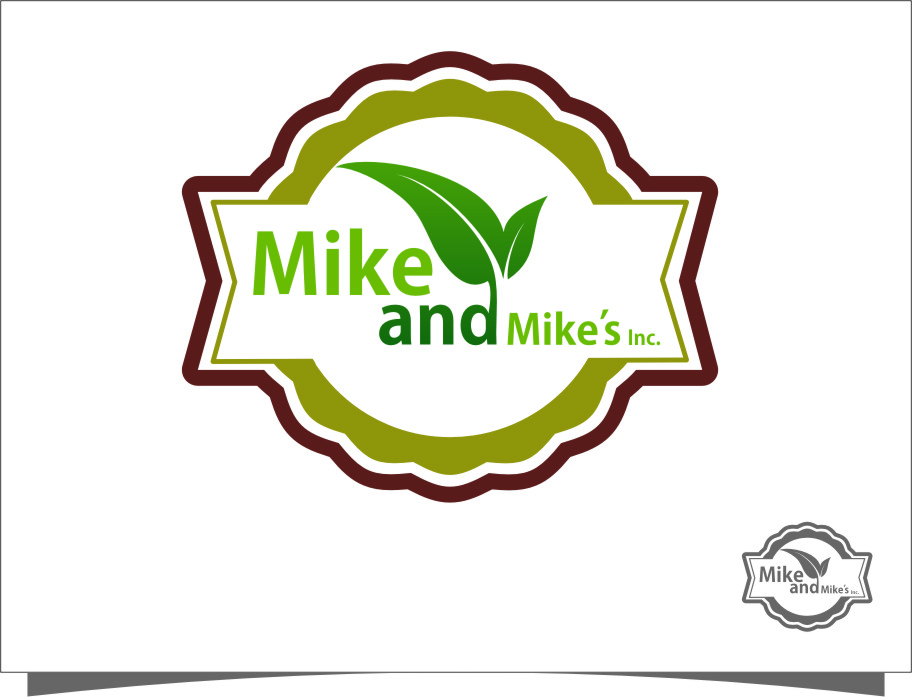 Logo Design by RasYa Muhammad Athaya - Entry No. 3 in the Logo Design Contest Captivating Logo Design for Mike and Mike's Inc..
