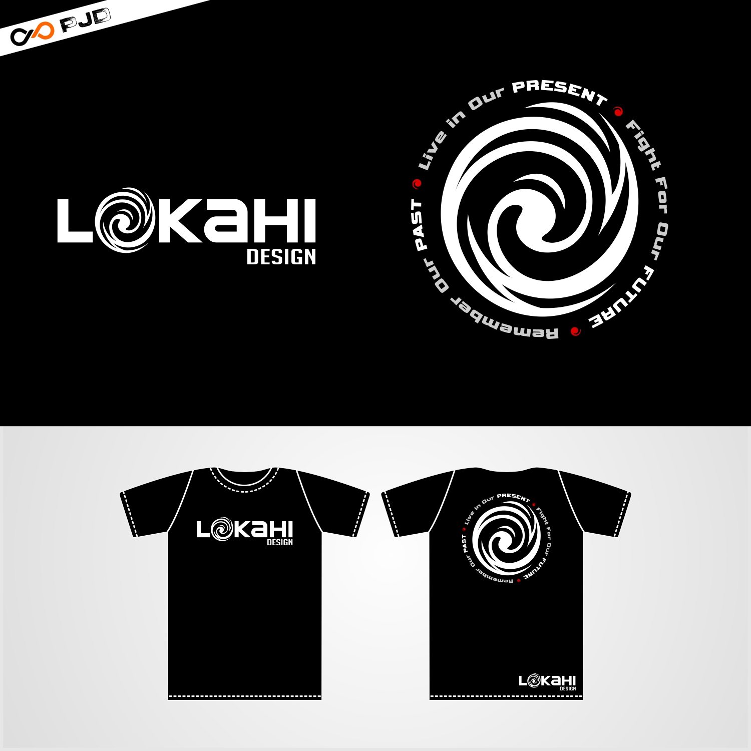 Clothing Design by PJD - Entry No. 116 in the Clothing Design Contest Creative Clothing Design for LOKAHI designs.