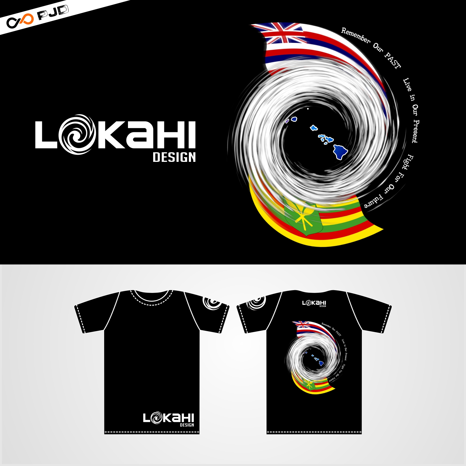 Clothing Design by PJD - Entry No. 117 in the Clothing Design Contest Creative Clothing Design for LOKAHI designs.