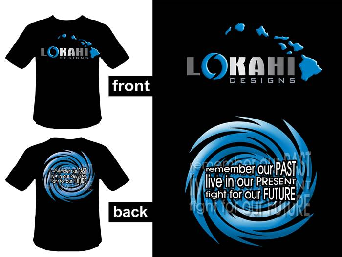 Clothing Design by Respati Himawan - Entry No. 118 in the Clothing Design Contest Creative Clothing Design for LOKAHI designs.
