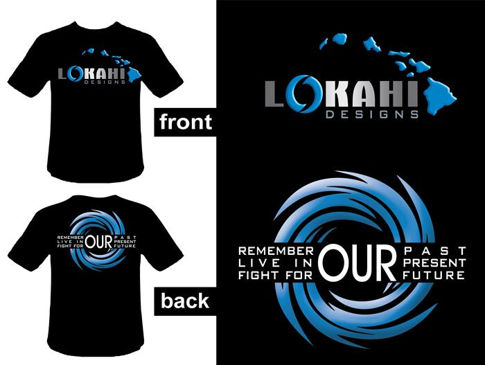 Clothing Design by Respati Himawan - Entry No. 119 in the Clothing Design Contest Creative Clothing Design for LOKAHI designs.